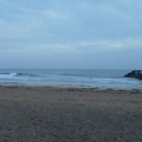12月6日御宿海岸