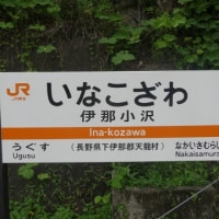 JR東海 伊那小沢駅