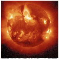 今日以降使えるダジャレ『2159』【科学】■太陽フレアの予測にAI活用、的中率8割以上に
