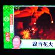 7/28 夏井先生 お題 線香花火