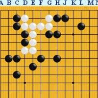 囲碁死活1024官子譜