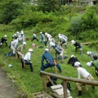 鳩ノ巣 森林の楽校2016(7/31)