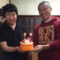 ダブル誕生祝い