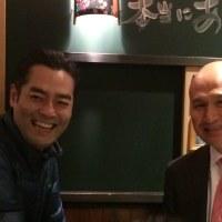 瀬戸内市長とセノウチ市長