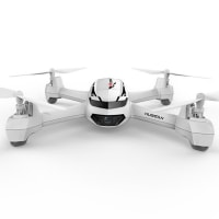 6off-Hubsan X4 H502S /H502E FPV 720P カメラ 付き GPS RC クアッドコプター (2個 バッテリー付き)送料無料