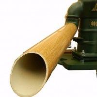 手押しポンプ:新商品 プラスチック製竹で水口延長