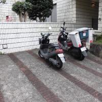 伊豆にバイクが3台もあるのに駅まで歩く時があるのです