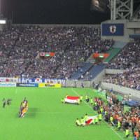 ワールドカップ最終予選 日本×イラク