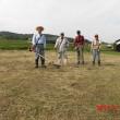 錦織圭は快勝! うちの村では〈草刈り四銃士〉活躍!