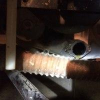 三菱 MPR605 3号機 不具合修理