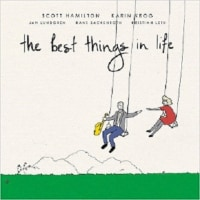 scott hamilton&karin krog/ the best things in life