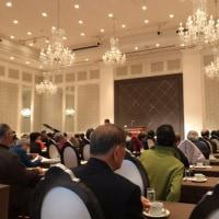 元中日の山崎武司の講演を聴いてきました。。