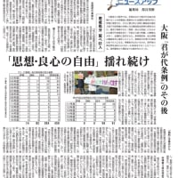 「日の丸・君が代」強制反対・大阪ネット通信(4/17)