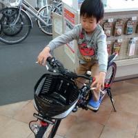 自転車。。。