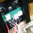 安定化電源 DAIWA PS-304修理(その2)