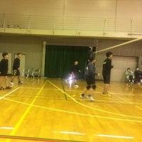 1月15日 ジュニア練習試合🏐🏐🏐