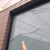 ペアガラス(複層)に貼ると熱割れする? 答えはNOです。(築20年以上の網入りガラスが危険)