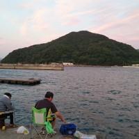 """最後の海釣りに"""""""