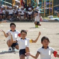 聖良、小学校最後の運動会♪♪♪♪