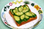 ひだパンとお花トーストが流行ってます!