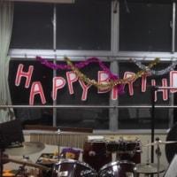 誕生日でした