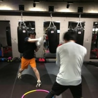マスボクシングトレーニング