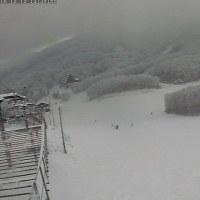 ◆気温が低く、思ったより積雪がありません。