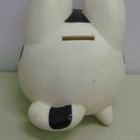 にしざわ貯金箱かん つれづれ雑記(すくすく犬福の貯金箱)