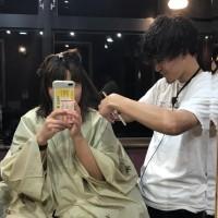 川越美容室kitaro*髪を切りました!