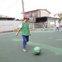サッカー教室がありました☆