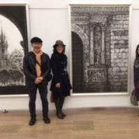 日本南画院展 於・国立新美術館