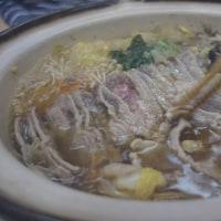 「割烹 新柳」で 引き継ぎ会