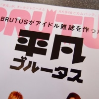むちゃくちゃ在庫御座います。「BRUTUS ブルータス 3/1号」