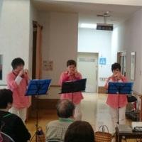 ピッコリーナのボランティア演奏