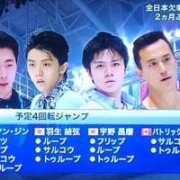 四大陸選手権2017 男子シングルス ショート