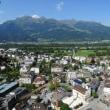 リヒテンシュタインの首都、ファドゥーツまで日帰りサイクリング