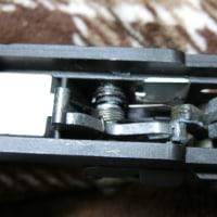 デジコンM92F トリガーバネ調整