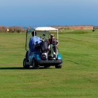 ゴルフラウンド ㉕ 大月ガーデンゴルフ