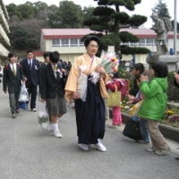 木下小学校卒業式