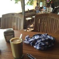【ゴカルナ】クドリビーチからオムビーチのショートカットコースを見つけた僕