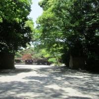 熱田神宮へ