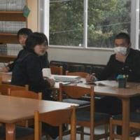 冬休みの学校では・・・(12/27)