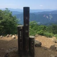 大岳山 日本二百名山