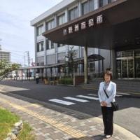 視察2日目は滋賀県野洲市の生活困窮者支援事業。市民の困難に寄り添う姿勢に感動。