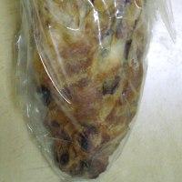 レーズンを用いたパン 平成28年8月