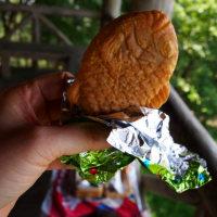 大行寺山(日本一の石段)のやま飯