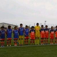 前半終了 2016アルビレックス新潟レディースU-15 北信越予選第3戦