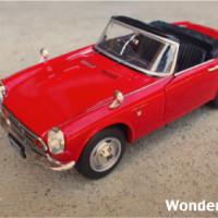 HONDA・S800