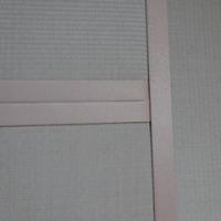 ピンク色の畳