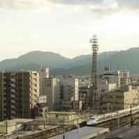 静岡と浜松の駅ビルから見える新幹線 その2 (2016年10月16日ほか)